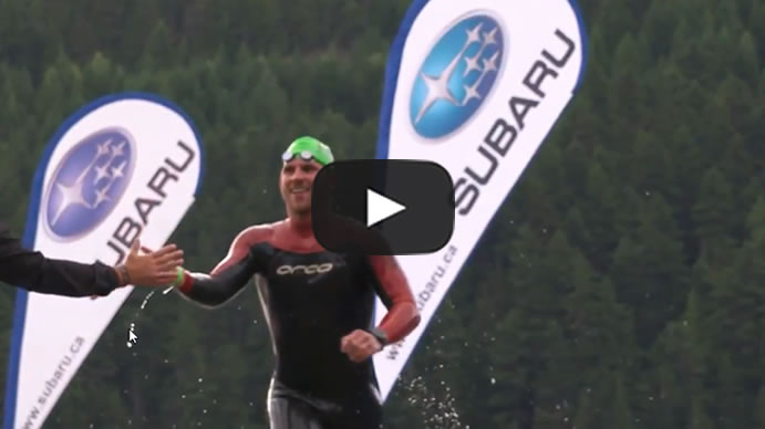 Subaru IRONMAN Canadian Series