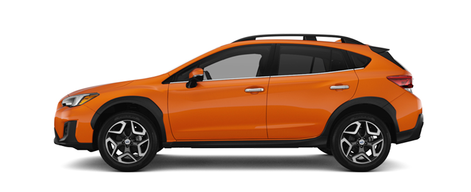 Subaru Crosstrek Subaru Rear/Side Vehicle Detection