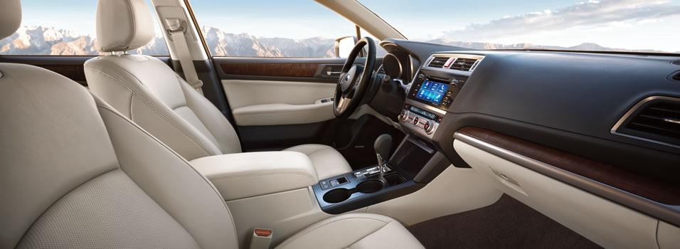 Int rieur outback 2016 subaru canada for Subaru interieur