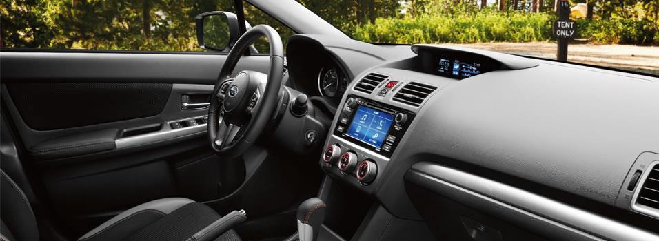 Int rieur crosstrek 2016 subaru canada for Subaru interieur