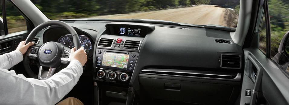 Int Rieur Forester 2017 Subaru Canada