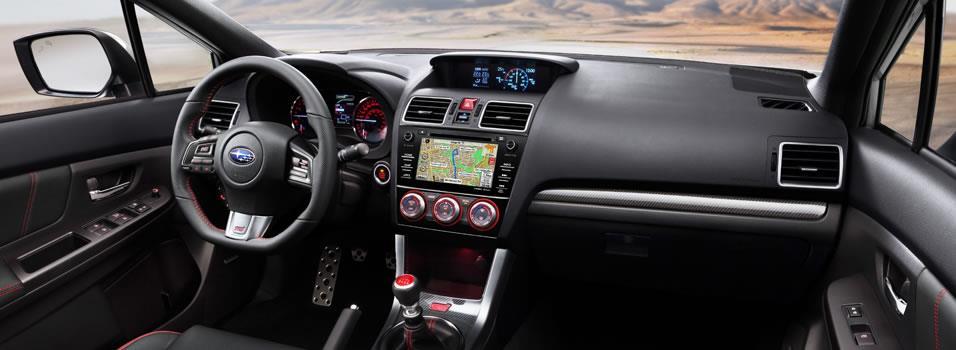 Int rieur wrx wrx sti 2017 subaru canada for Subaru interieur