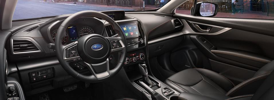 Int rieur crosstrek 2018 subaru canada for Subaru interieur