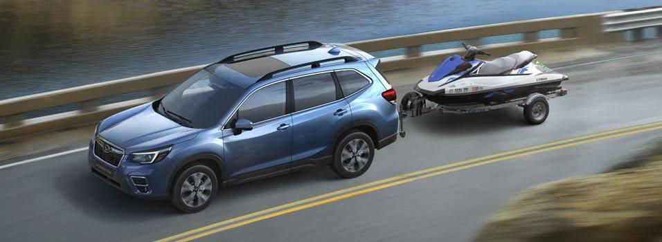 Engineering - 2019 Forester - Subaru Canada