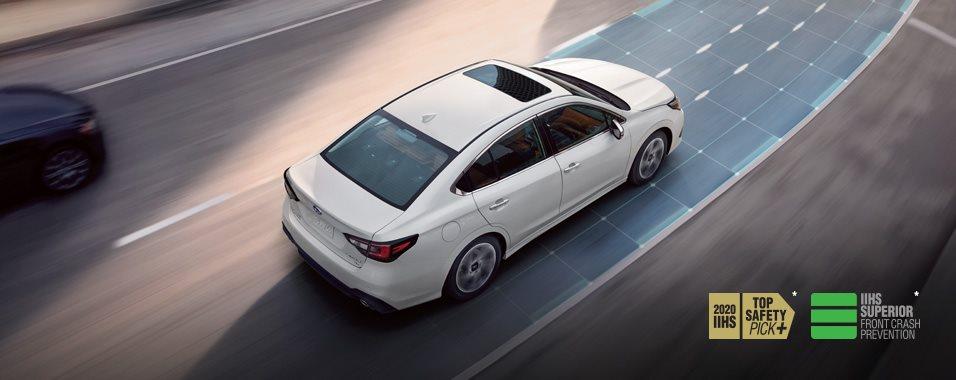 Safety 2020 Legacy Subaru Canada
