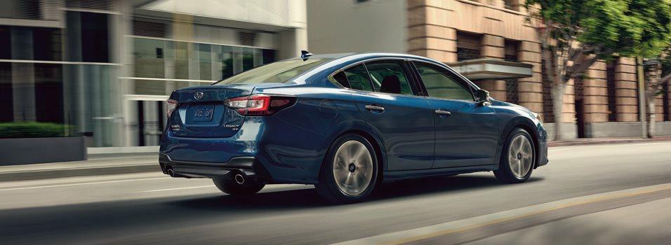 Engineering 2020 Legacy Subaru Canada