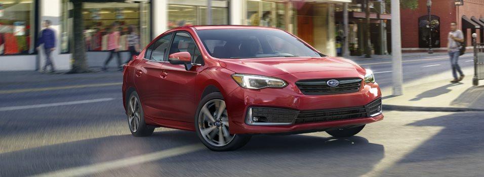 Engineering 2020 Impreza Subaru Canada