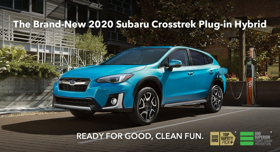 2020 Crosstrek Plug In Hybrid 2020 Crosstrek Subaru Canada