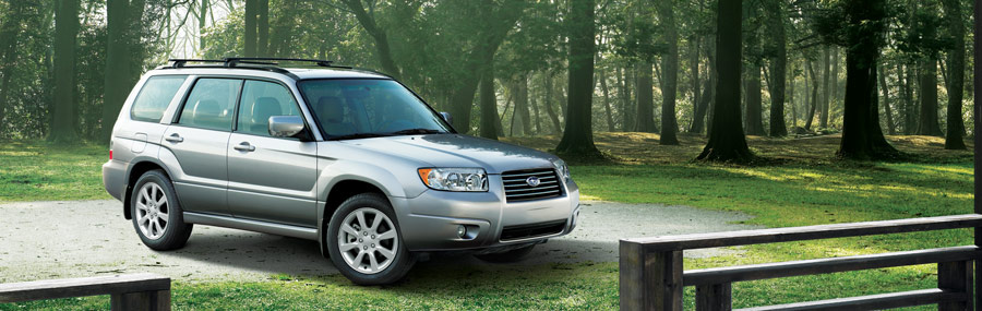 Introduction 2008 Forester Subaru Canada
