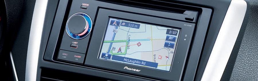 Pioneer Audio Amp Bluetooth Subaru Canada