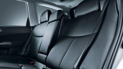 Subaru Forester Cargo Space >> Interior - 2013 Forester - Subaru Canada