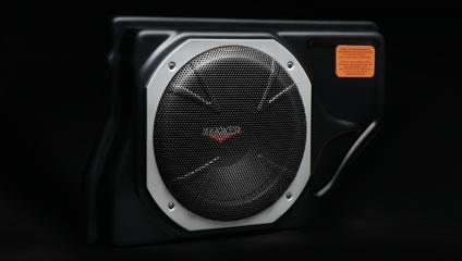 "2014 Subaru WRX STI Tsurugi Edition Kicker® 10"" Subwoofer"