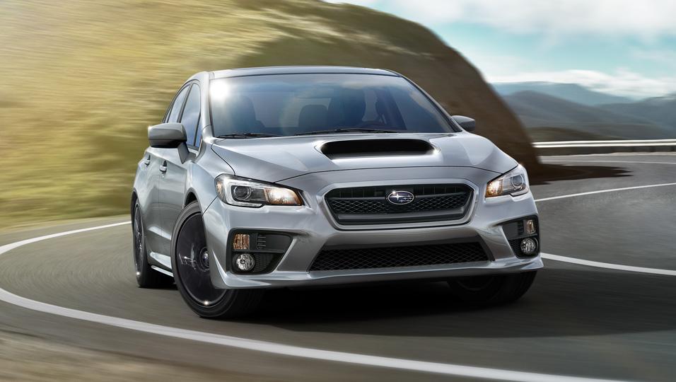 Subaru Legacy Outback >> 2015 WRX & WRX STI - Subaru Canada