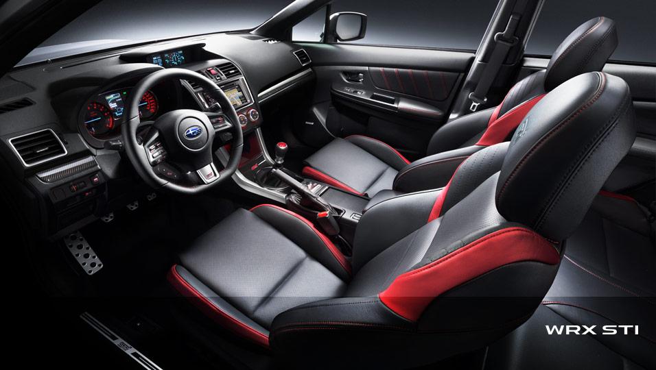2015 WRX & WRX STI - Subaru Canada