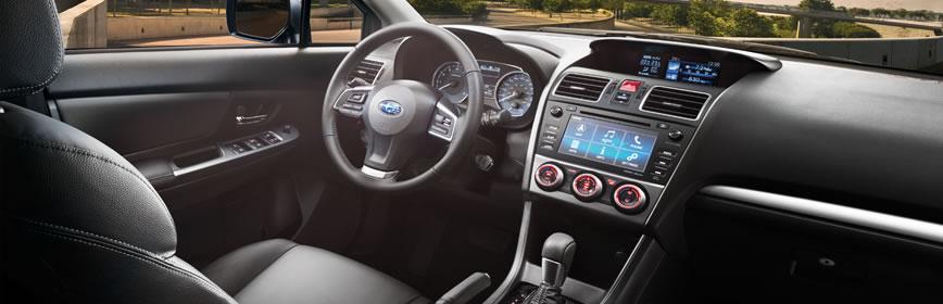 Marvelous 2015 Subaru XV Interior