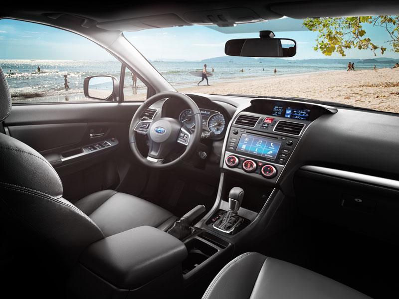2015 XV Crosstrek - Subaru Canada