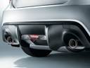 Subaru BRZ 2015 Dual Exhaust Tips
