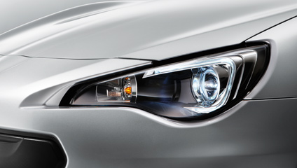 Subaru BRZ 2015 Headlight