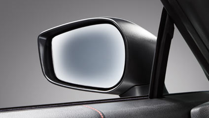 Subaru BRZ 2015 Heated Mirrors