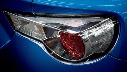 Subaru BRZ 2015 Rear LED Tail Lights
