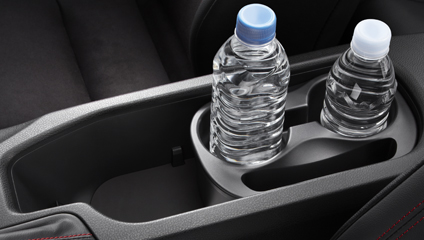 Subaru 2014 BRZ Bottle Holders and Storage