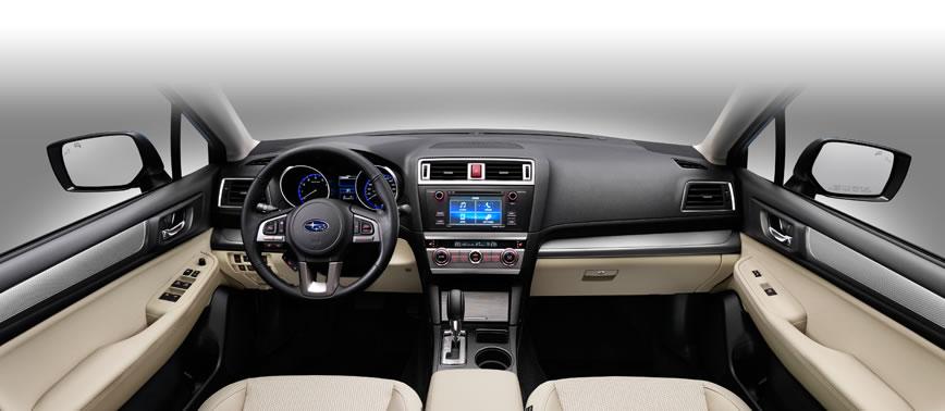 Int rieur legacy 2015 subaru canada for Subaru interieur