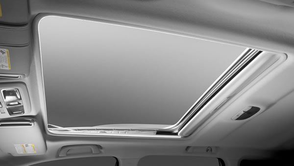 2017 Subaru  Forester Panoramic Sunroof