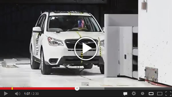 2017 Subaru Forester The case for confidence