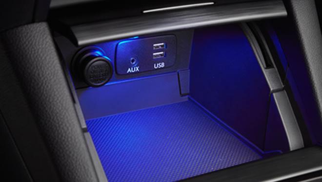 Interior 2016 Legacy Subaru Canada