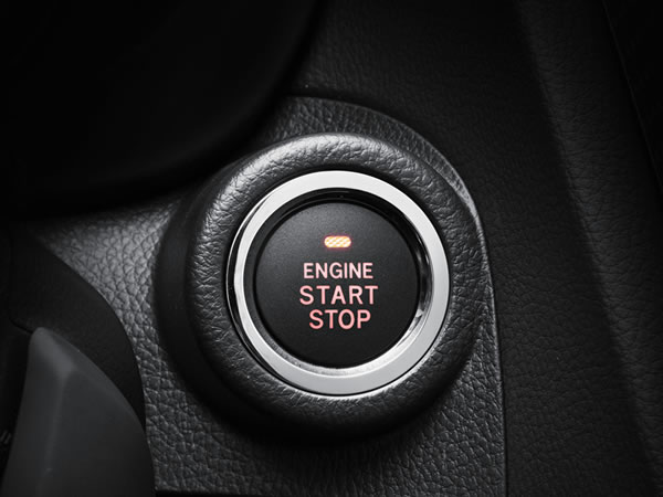 2020 SUBARU WRX and WRX STI Proximity Key with Push-Button Start