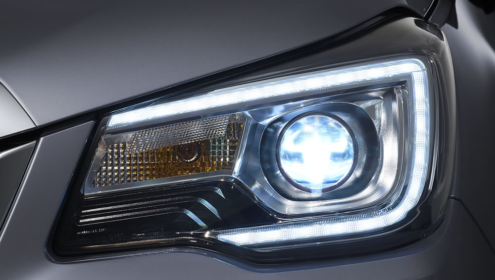 2017 Subaru Forester Steering Responsive Fog Lights