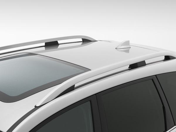 2017 Subaru Forester Raised-profile Roof Rails