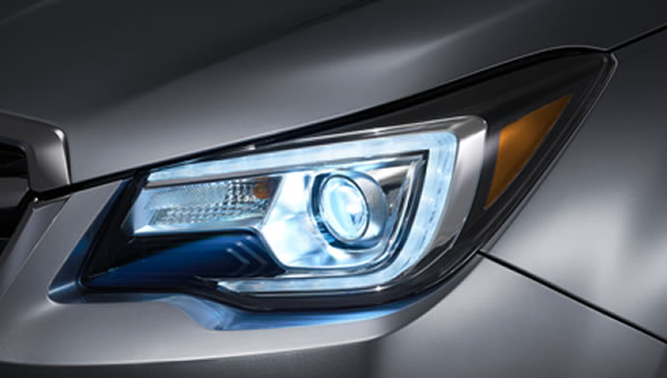 2017 Subaru  Forester Auto ON/OFF Headlights with HID