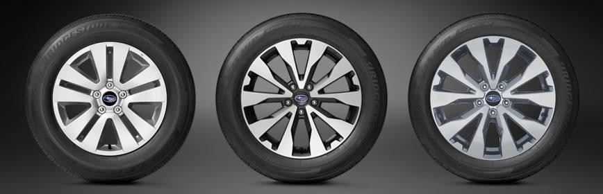 Rims And Tires Canada >> Exterior - 2017 Outback - Subaru Canada