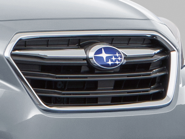 2018 Subaru Legacy Hexagonal Grille with Chrome  Accents