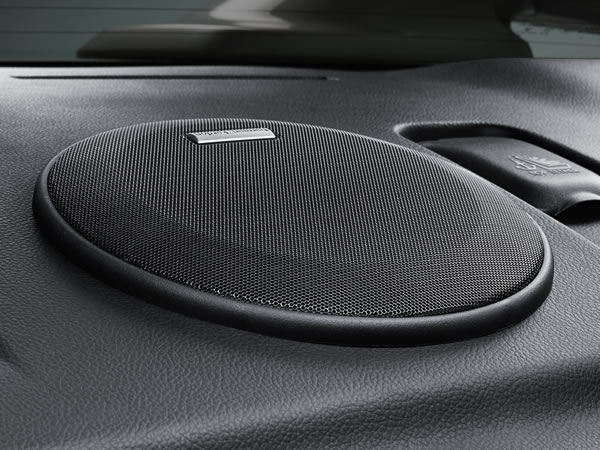 2020 SUBARU WRX and WRX STI Harman Kardon 320-watt Subwoofer