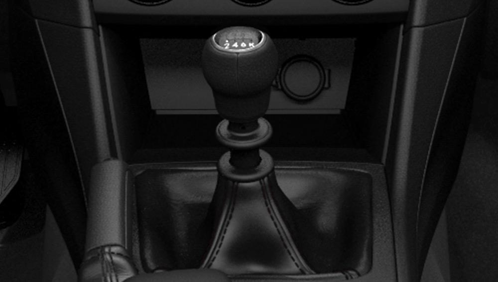 2018 Subaru Crosstrek 6-speed Manual Transmission (6MT)
