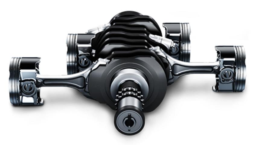 2018 Subaru Crosstrek The mighty SUBARU BOXER engine