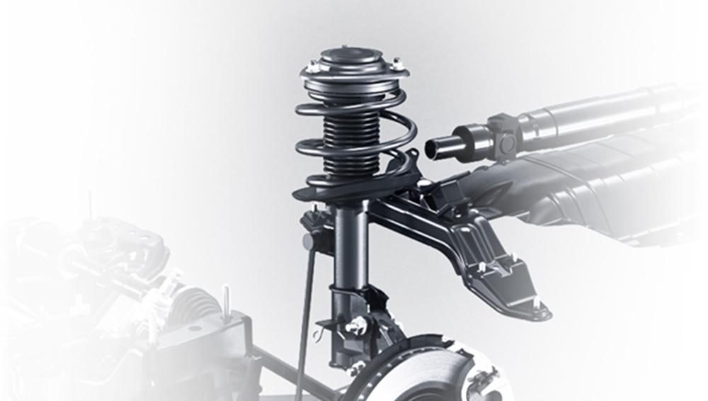 2018 Subaru Crosstrek Front Suspension