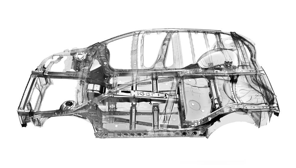 2018 Subaru Crosstrek Subaru Global Platform