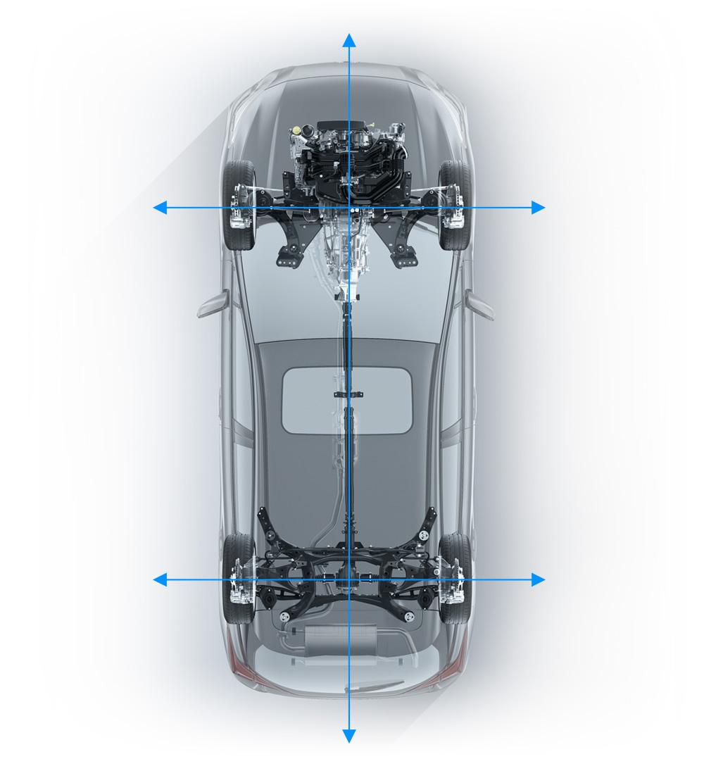 2018 Subaru Crosstrek Transmissions + Symmetrical AWD