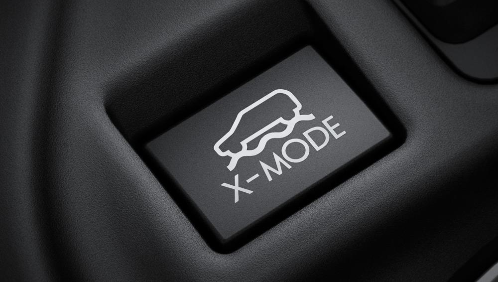 2018 Subaru Crosstrek X-Mode