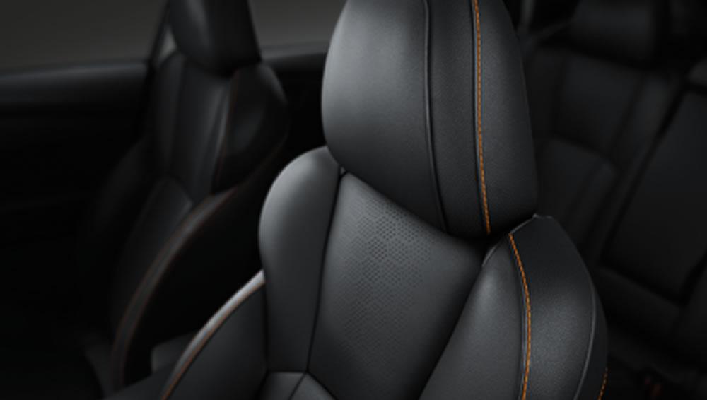 Interior 2018 Crosstrek Subaru Canada