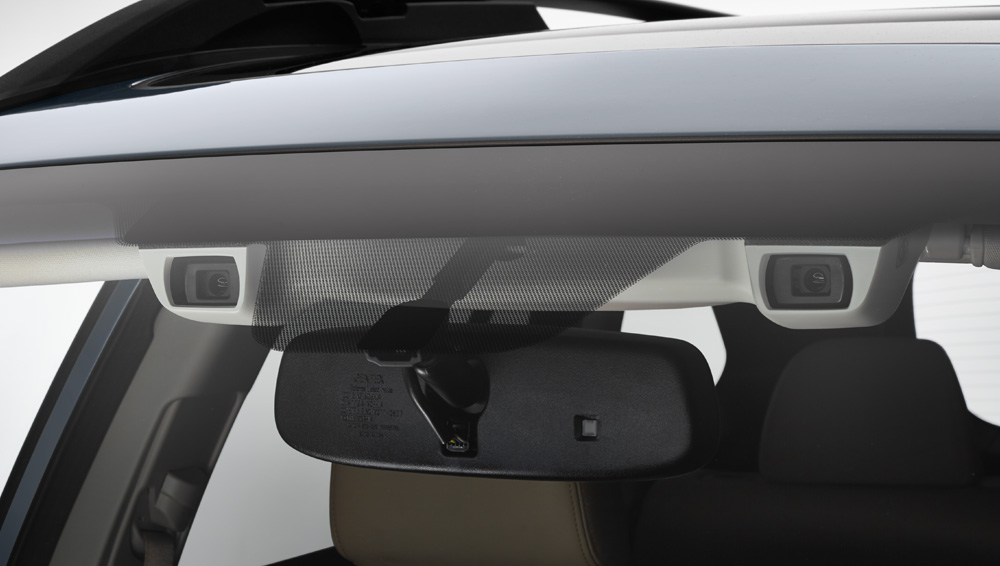 2018 Subaru Outback EyeSight<sup>&reg;</sup> Advanced Driver Assist System