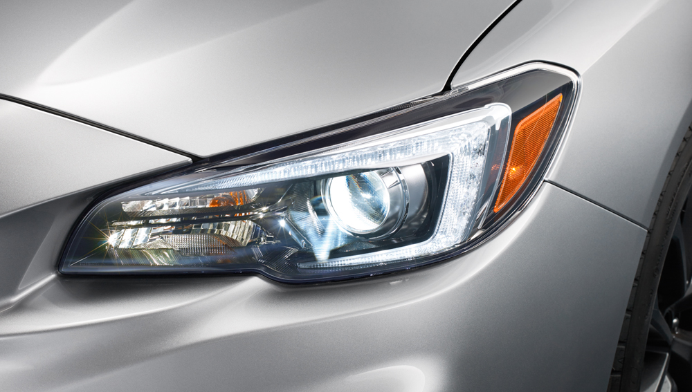 2018 Subaru WRX and WRX STI LED Headlights
