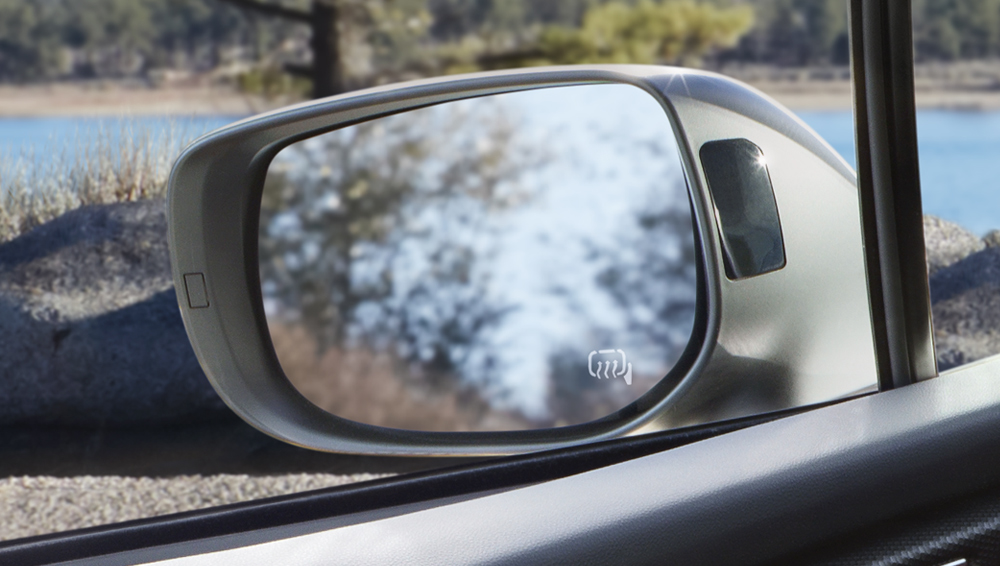 2019 Subaru Forester Auto-dimming Power-adjustable Mirrors