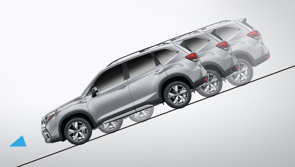 2019 Subaru Forester Hill Descent Control