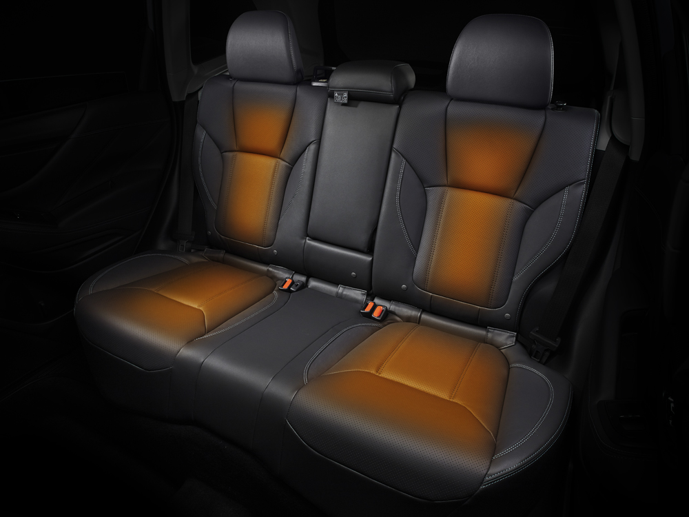 2019 Subaru Forester Heated Rear Seats