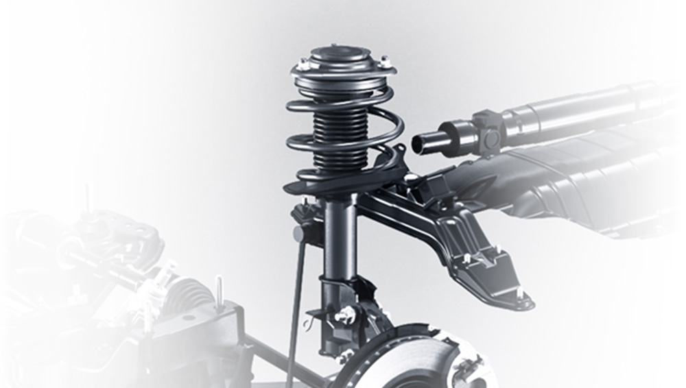 2019 Subaru Ascent Front Suspension