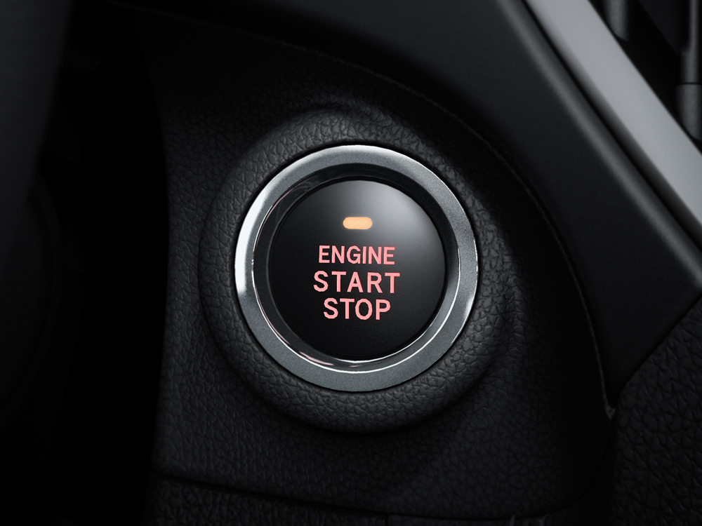 2019 Subaru Crosstrek Push-button Start